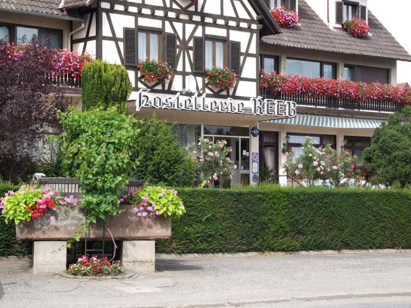 Restaurant Hostellerie Reeb