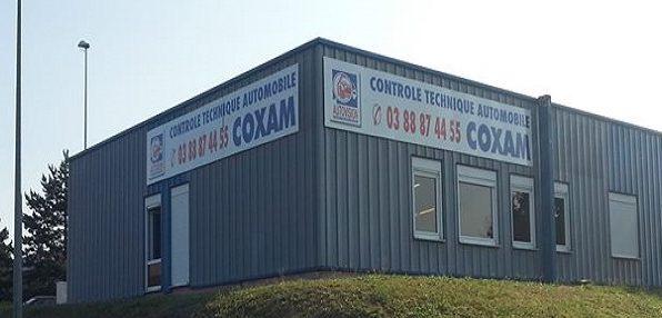 CONTROLE TECHNIQUE COXAM